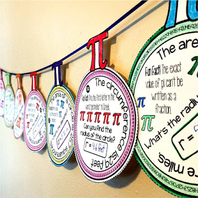 Math Pennants | scaffoldedmath.com