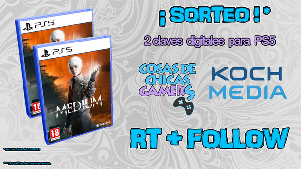 Sorteo The Medium en PS5