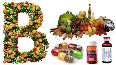 Fuentes de vitaminas del complejo b y suplementos que las contienen