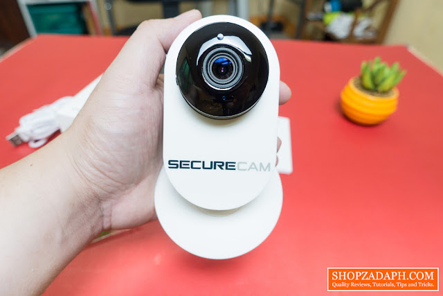 securecam x1 wifi setup guide