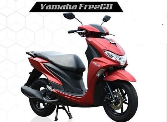 Angsuran Motor Yamaha FreeGo