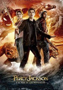 Percy Jackson y el mar de los monstruos (2013) Online latino hd