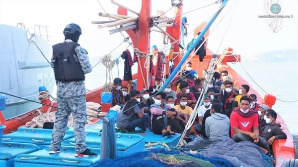 Nelayan asal Aceh Timur Dipulangkan Kemenlu Dari Thailand