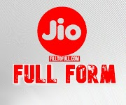 What is the full form of JIO sim || What does JIO telecommunication full form stands for? || JIO filltofull.com