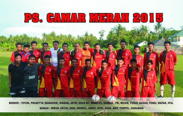 PS. CAMAR MERAH