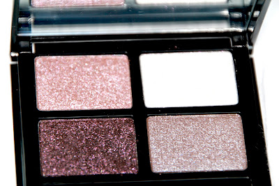 bobbi brown Noel 2011 Black Ruby Sparkle Eye Palette Test Maquillage Swatch Blog id=