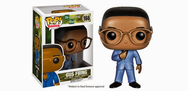 Gus Fring Pop! Funko Breaking Bad