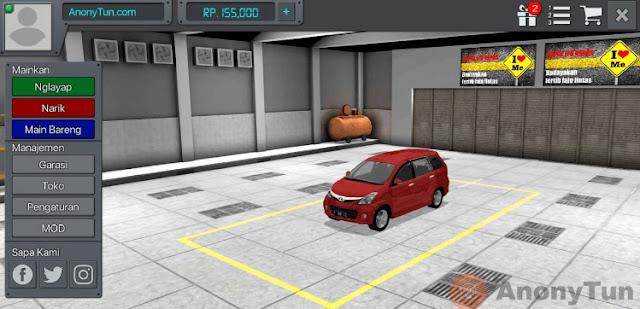 MOD BUSSID Mobil Toyota Avanza Veloz