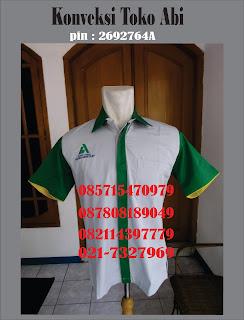 Tempat Pembuatan Pemesanan Seragam Kerja Tangerang Selatan Pamulang, Ciputat, Cipadu, Bsd Serpong, Pondok Aren