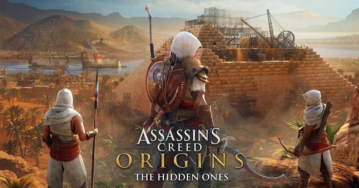 Download Game Assassin S Creed Origins Repack By Fitgirl