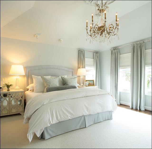 Transitional Bedroom Decorating Ideas