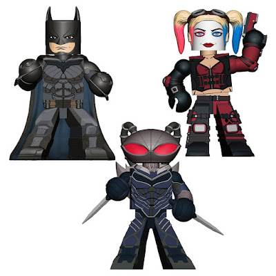 DC Comics Injustice Video Game Vinimates Vinyl Figures by Diamond Select Toys