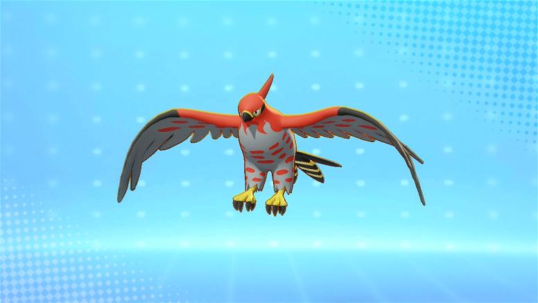 Pokémon Unite - Talonflame