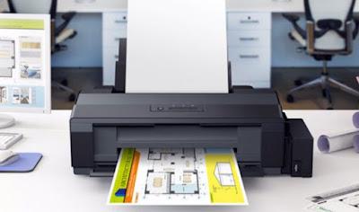 Review Printer Epson L1300