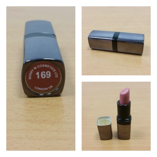 Barry M Lipstick And A MAC Velvet Teddy Dupe!