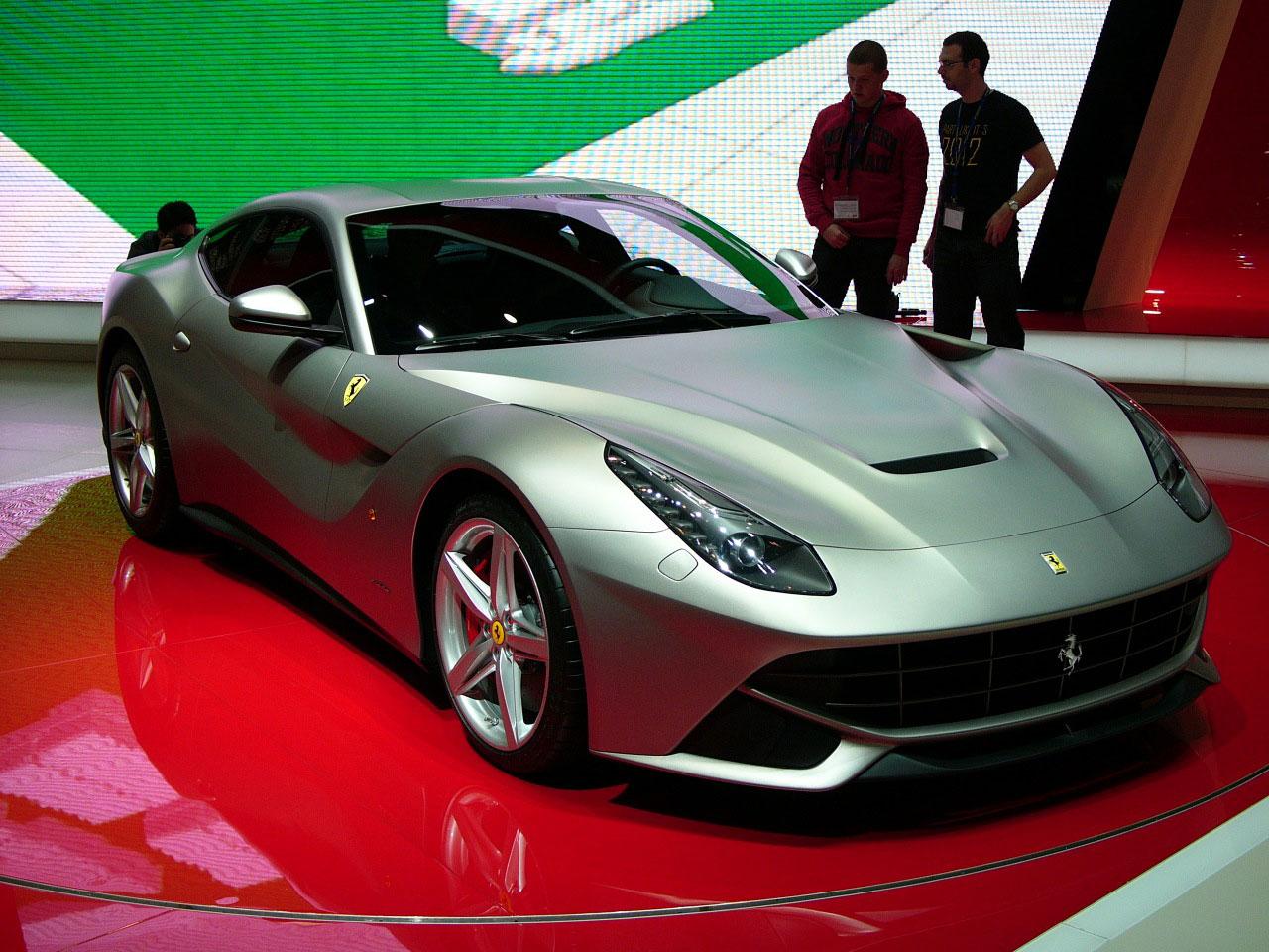 Ferrari F12berlinetta HD Wallpaper 1080p Free Download ...