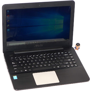 Laptop ASUS X455L Core i3 Haswell Second