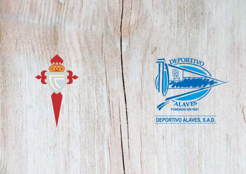 Celta Vigo vs Deportivo Alavés -Highlights 21 June 2020