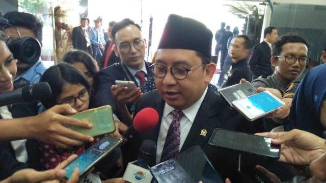 Bukan Menteri, Fadli Zon Disiapkan Jadi Kepala BKSAP DPR
