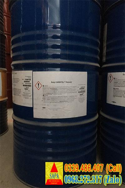 Dung môi Butyl Carbitol BC - công nghiệp sơn - keo dán - mực in