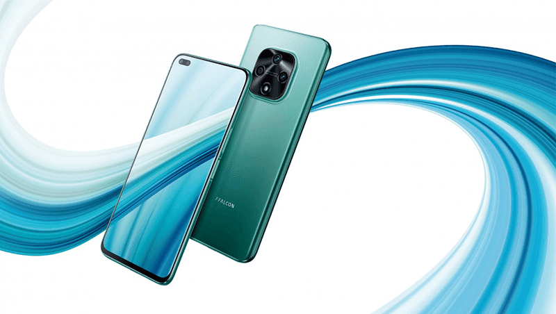 TCL sub-brand FFALCON releases Thunderbird FF1 5G smartphone co-developed with Huawei