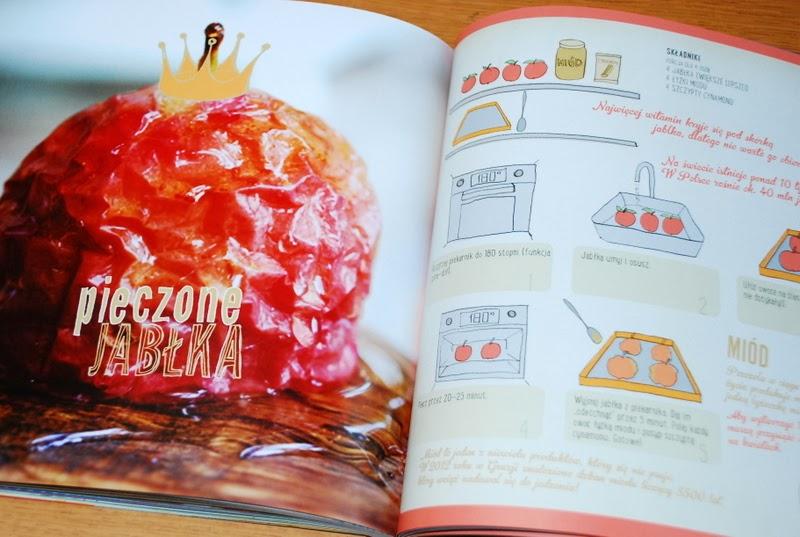 Królewskie jabłko pieczone