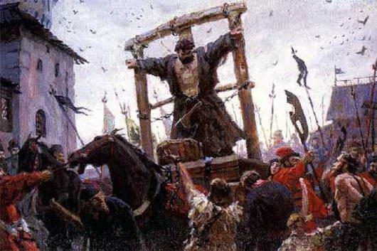 Pemberontakan Terkenal Hebat yang Dilakukan Rakyat Biasa