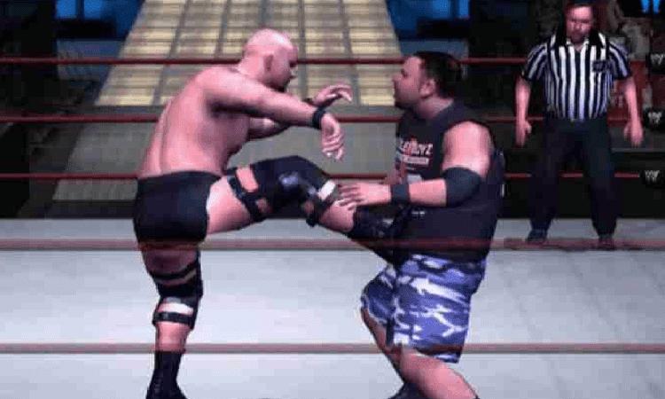 تحميل لعبة المصارعة الحرة WWE للكمبيوتر برابط واحد