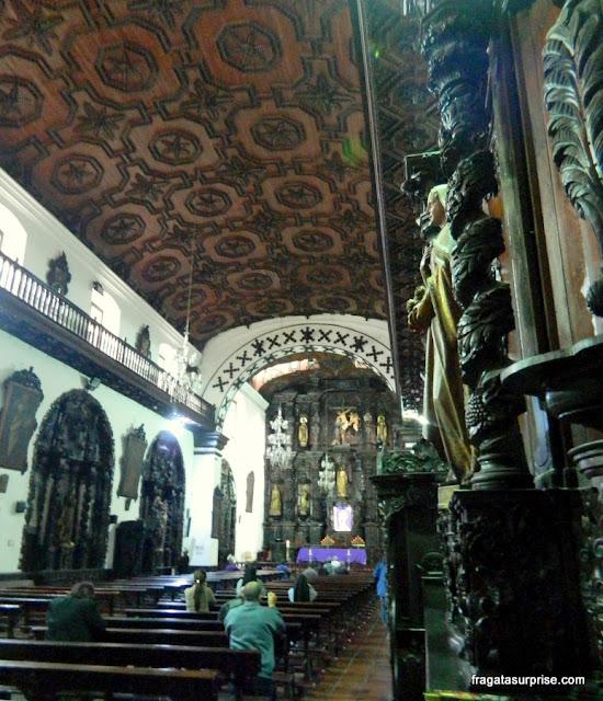 Igreja de La Tercera, Bogotá, Colômbia
