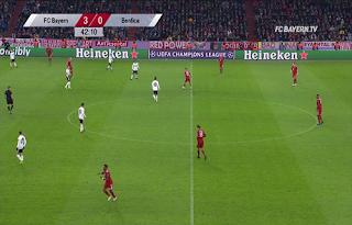 FC Bayern Munchen TV Biss Key Eutelsat 7A/7B 10 December 2018