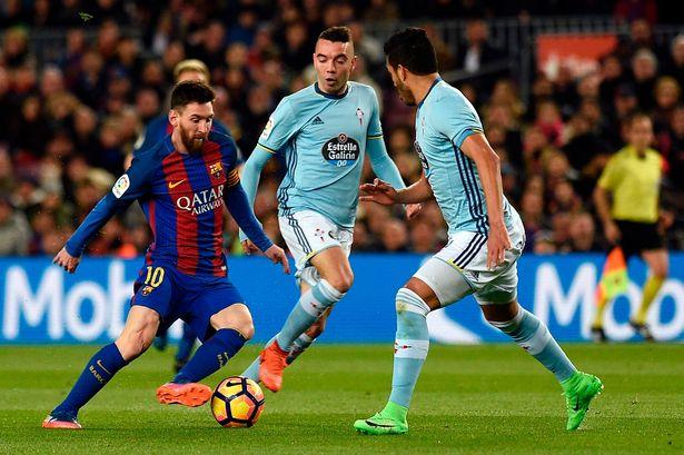 Magnificent Lionel Messi Stars As Barcelona Hammered Celta Vigo 5-0 4