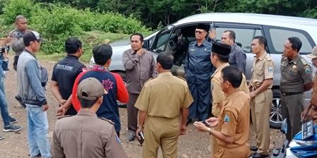 Komisi A DPRD Lamsel, Merasa Kecewa Atas Pimpinan Perusahaan PT.Optima Nusa Di Kec.Sidomolyo Lamsel.