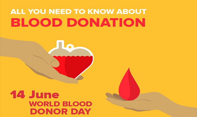 All you need to know about blood donation