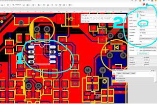PCB Layout Class-D amplifier