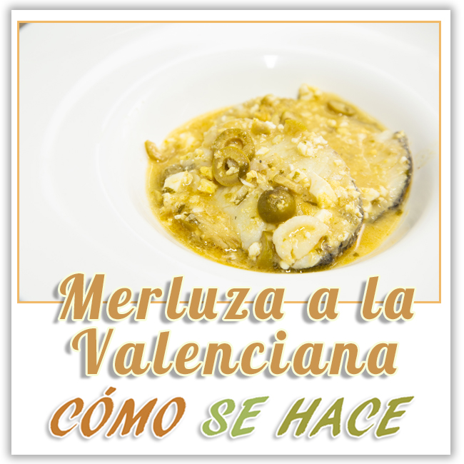 MERLUZA A LA VALENCIANA/ LLUÇ A LA VALENCIANA
