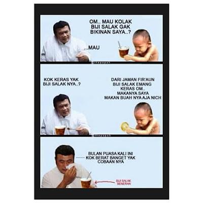 12 Meme 'Mat Kosim' Obrolan Kocak Bocah Kecil Ini Bikin Darah Tinggi
