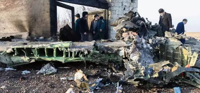 Afghanistan reacts to death of citizens in Tehran plane crash