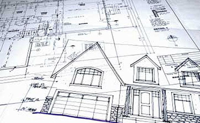 modern home construction technique - Home Construction Diagram