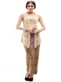model rok panjang bahan batik