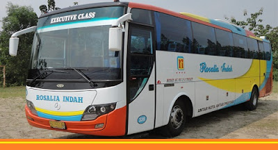 Harga Tiket Bus Rosalia Indah Terbaru Bulan Ini 2017 Update
