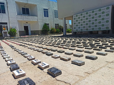 https://www.notasrosas.com/Incautados 471 kilos de clorhidrato de cocaína, en zona rural de Maicao