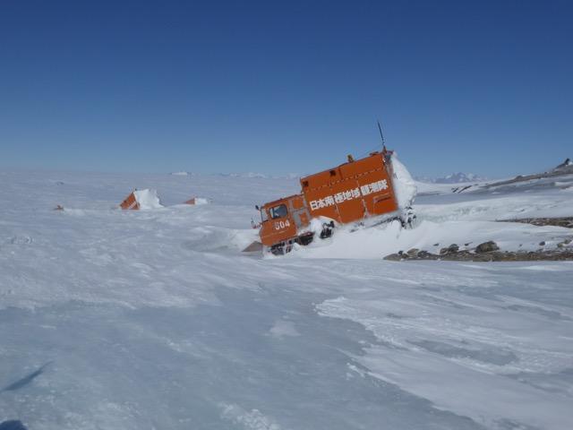 antartica melting secrets