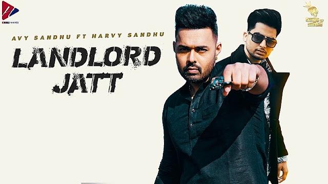 LANDLORD JATT LYRICS In English | Latest Punjabi Songs