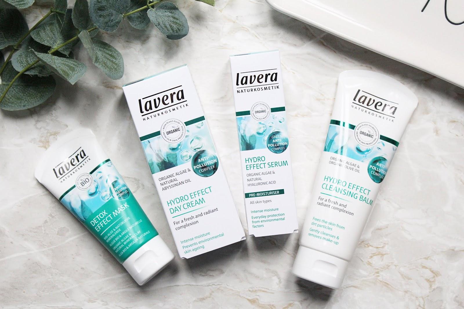 Lavera Hydro Effect Skincare
