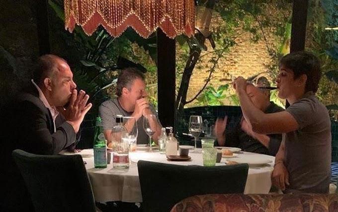 Após jantar com Domènec Torrent, Flamengo segue busca na Europa