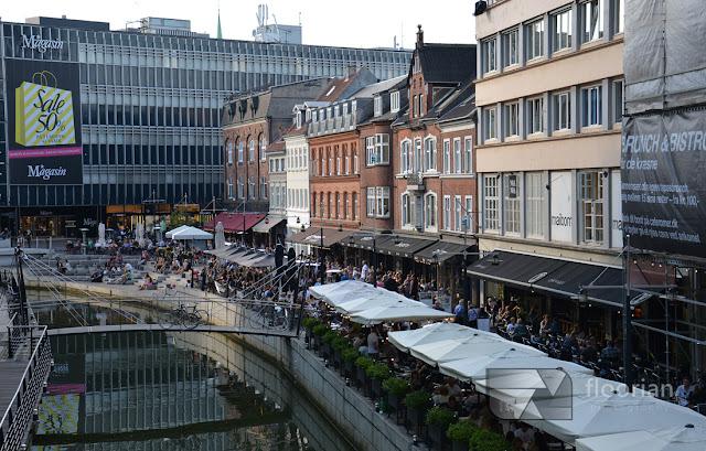 Aarhus - atrakcje turystyczne, informacje praktyczne, dojazd, noclegi