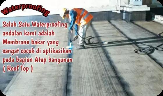 Waterprofing-membrane