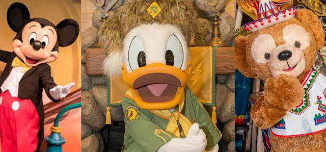 Disney Friends' Meet & Greets returned to Tokyo Disney Resort, Tokyo Disneyland, Tokyo DisneySEA, Reopening, TDR, TDS, TDL