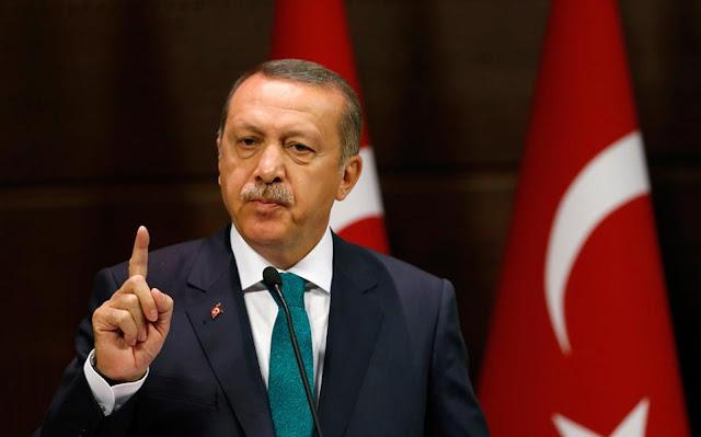 """Ερντογάν: """"Οι Γερμανοί ακολουθούν πρακτικές των ναζί""""!"""