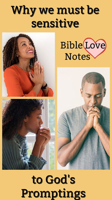 """If we are """"watchful"""" we just might hear God prompting us to pray for a specific situation or person. This 1-minute devotion offers Scriptures about prayer."""